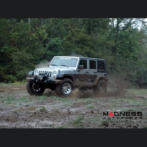 "Jeep Wrangler JK X-Series Suspension Lift Kit - 4"" Lift"